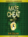 Mazecheat (MP3): Gamerunner Series, Book 2