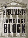 The Specialists (MP3)