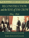 Reconstruction and the Rise of Jim Crow (MP3): 1864–1896