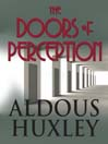 The Doors of Perception (MP3)