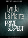Prime Suspect (MP3): Jane Tennison Series, Book 1