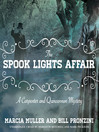 The Spook Lights Affair (MP3): Carpenter and Quincannon Mystery Series, Book 2