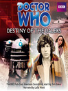 Destiny of the Daleks (MP3): TV Soundtrack