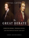 The Great Debate (MP3): Edmund Burke, Thomas Paine, and the Birth of Right and Left