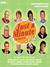 Just a Minute: The Best of 2012, Episode 1 (MP3)