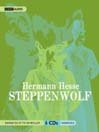 Steppenwolf (MP3): A Novel