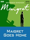 Maigret Goes Home (MP3)