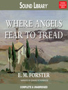 Where Angels Fear to Tread (MP3)