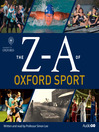 The Z-A of Oxford Sport (MP3)