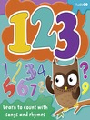 123 (MP3): Learn to Count with Songs and Rhymes