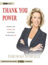 Thank You Power (MP3): Making the Science of Gratitude Work for You