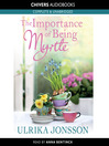 The Importance of Being Myrtle (MP3)