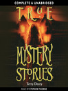 True Mystery Stories (MP3)