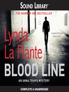 Blood Line (MP3): Anna Travis Series, Book 7