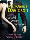 """""""Wicked"""" Women Whodunit (eBook)"""