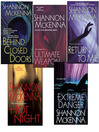 Shannon McKenna Bundle (eBook): Ultimate Weapon, Extreme Danger, Behind Closed Doors, Hot Night, & Return to Me