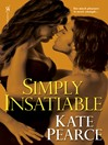 Simply Insatiable (eBook): House of Pleasure Series, Book 5