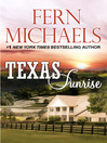 Texas Sunrise (eBook): Texas Series, Book 4