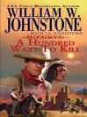 A Hundred Ways to Die (eBook): Blood Bond Series, Book 16