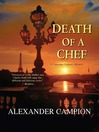 Death of a Chef (eBook): Capucine Culinary Mystery Series, Book 4