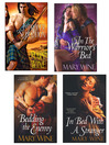 Improper Seduction Bundle with In the Warrior's Bed, Bedding the Enemy, & In Bed with A Stranger (eBook)