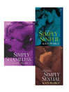 Kate Pearce Bundle (eBook): Simply Sexual, Simply Sinful & Simply Shameless