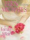 A Family Affair (eBook)