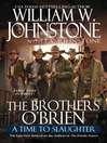 A Time to Slaughter (eBook): Brothers O'Brien Series, Book 4
