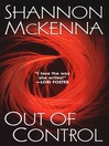 Out of Control (eBook): McCloud Brothers Series, Book 3