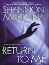 Return To Me (eBook)