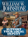 Support Your Local Deputy (eBook): Cotton Pickens Western Series, Book 3