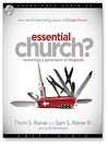 Essential Church? (MP3): Reclaiming a Generation of Dropouts