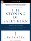 The Stoning of Sally Kern (MP3)