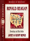 Ronald Reagan (MP3): Destiny at His Side