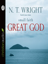 Small Faith, Great God (MP3)
