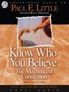 Know Who You Believe (MP3)