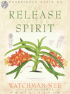 The Release of the Spirit (MP3)