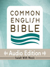 CEB Common English Bible Audio Edition with music - Isaiah (MP3)