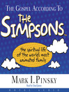 The Gospel According to the Simpsons (MP3): The Spiritual Life of the World's most Animated Family