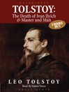 The Death of Ivan Ilyich & Master and Man (MP3)
