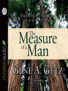 The Measure of a Man (MP3): Twenty Attributes of a Godly Man