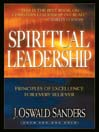 Spiritual Leadership (MP3)