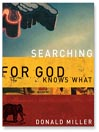 Searching for God Knows What (MP3)