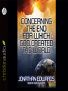 The End for Which God Made the World (MP3)