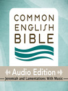 CEB Common English Bible Audio Edition with music - Jeremiah and Lamentations (MP3)