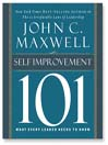 Self-Improvement 101 (MP3): What Every Leader Needs to Know