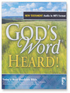 God's Word Heard! (MP3)