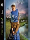 The Wonder of Your Love (MP3): Land of Canaan Series, Book 2