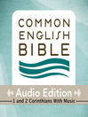 CEB Common English Bible Audio Edition with music - 1 and 2 Corinthians (MP3)