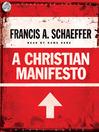 A Christian Manifesto (MP3)